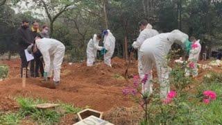 Brasil supera las 1.000 muertes diarias con vacío en el Ministerio de Salud
