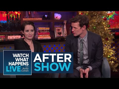 After Show: Claire Foy's Upcoming Movie With Ryan Gosling | WWHL