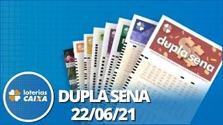 Resultado da Dupla Sena - Concurso nº 2238 - 22/06/2021
