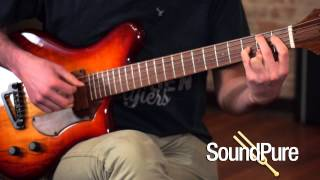 Clay Conner Model 504 Jazz Jr. Electric Guitar Demo with Guest Guitarist Nate Huvard