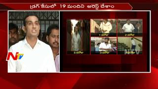 We are Collecting Blood Samples with Permission :Akun Sabharwal || SIT Investigation || NTV