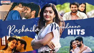 Best of Rashmika Mandanna | Rashmika Back to Back Video Songs Jukebox | Aditya Music - ADITYAMUSIC