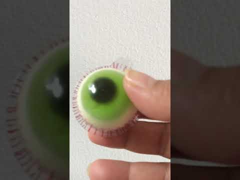 Trolli-eye-yelly#เยลลี่ลูกตาขอ