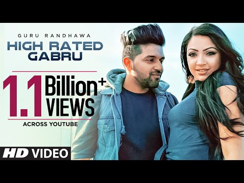 High Rated Gabru Full HD Video Song With Lyrics | Mp3 Download