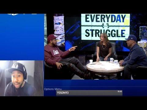 connectYoutube - Dj Akademiks Says 'Everyday Struggle' Is Garbage Without Joe Budden & Star Ain't Working