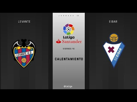 Rueda de prensa Levante vs Eibar