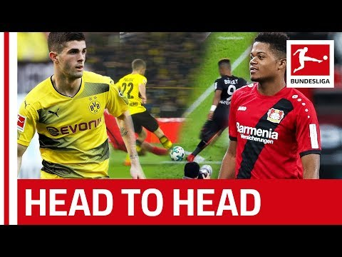 Pulisic vs. Bailey - A Rocket-Fuelled Duel - Head to Head