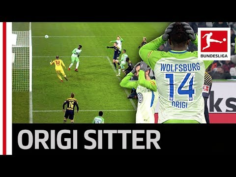 Miss of the Season?! Origi's Open-Goal Sitter