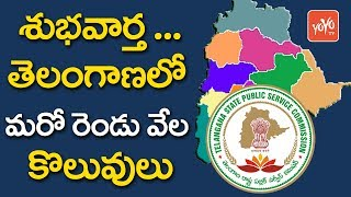 Telangana Government Orders To Fill 2000 Posts