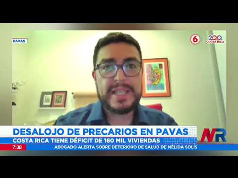 En pocos días se tendrá que desalojar precario con más de 600 personas en Pavas