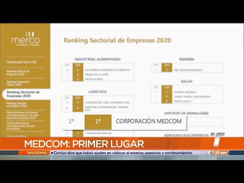 Medcom líder entre empresas de comunicación en ranking MERCO Panamá 2020