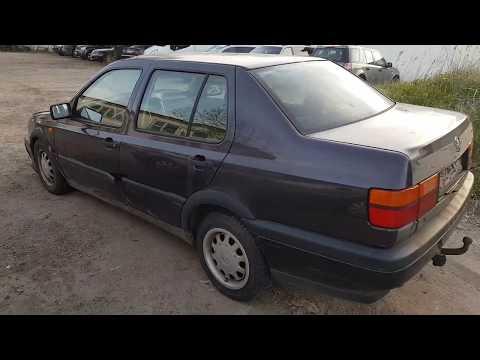 Volkswagen Vento 1993 m dalys
