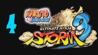 Прохождение Naruto Shippuden: Ultimate Ninja Storm 3 [Часть 4]