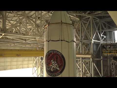 Delta IV NROL-47 Payload Mate