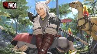 FF14's Gay Marriage Decision Inspires Pride Parade - IGN News