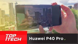 Top Tech | Reseña del Huawei P40 Pro en español y disponibilidad en Colombia