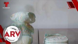 Compra pañales para sus bebés en Amazon y recibe los productos usados   Al Rojo Vivo   Telemundo