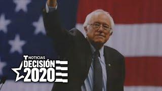 Bernie Sanders se coloca como favorito para las elecciones 2020, según encuesta