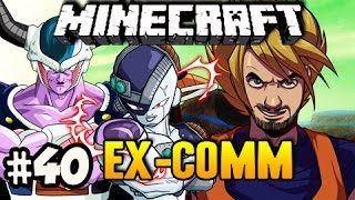 MECHA FRIEZA & KING COLD - Minecraft: Ex-Comm Dragon Ball Z Mod w/Nova, SSoHPKC & Slyfox Ep.40