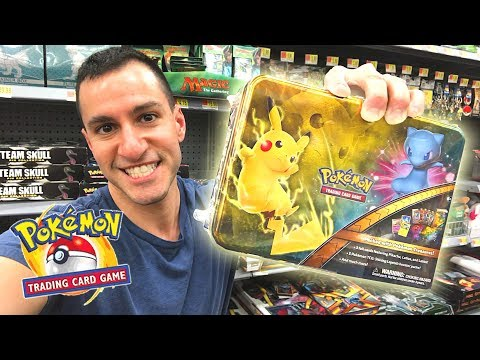 OPENING POKEMON BOX WITH SHINING LEGENDS PACKS! - Budget Battle 6