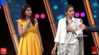 Rashmi Gautam and Varshini Hilarious Comedy - Dhee Champions - 18th November 2020 - MALLEMALATV