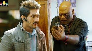 Aakatai Movie Aashish Raj & Ajay Ghosh Action Scene | Latest Telugu Scenes | Sri Balaji Video - SRIBALAJIMOVIES