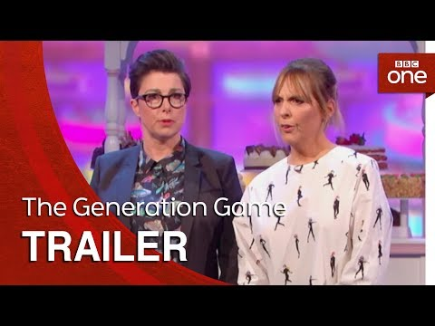connectYoutube - The Generation Game 2018: Trailer - BBC One