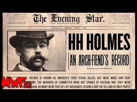 connectYoutube - H.H. Holmes Part 2 - Murder With Friends