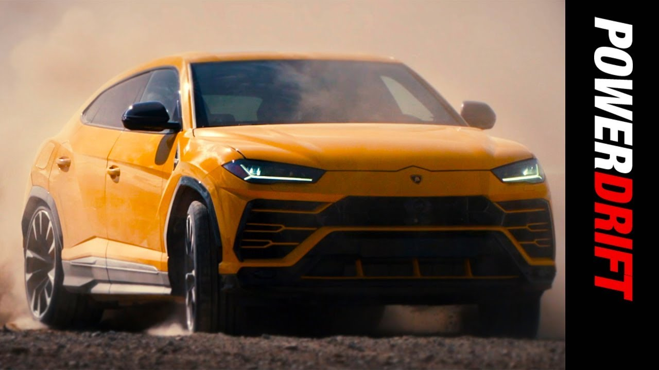 Urus : Has Lamborghini lost their mind? : PowerDrift