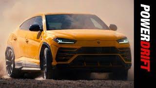 Urus : Has Lamborghini lost their mind? : PowerDrift