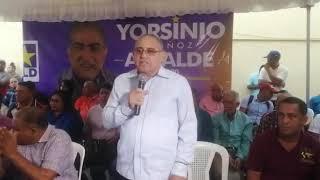 Gobernador de Valverde le llama irrespetuoso a miles de jóvenes que protestan Plaza de la Bandera