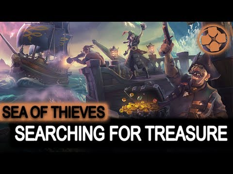 Sea of Thieves 🔴 Searching for Treasure | First Time In A Crew | PC Gameplay 1080p 60fps