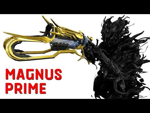 WARFRAME---MAGNUS-PRIME-[-ปืนพ