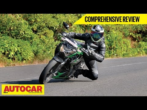 Kawasaki Z250 | Comprehensive Review | Autocar India