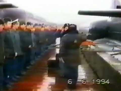 командир атомной подводной лодки ругается матом