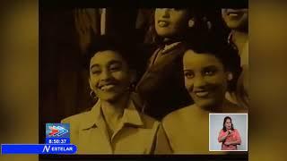 La cultura en Cuba celebra el 93 cumpleaños de Elena Burke González