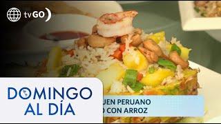 Los exquisitos platillos peruanos hechos a base de arroz | Domingo al Día