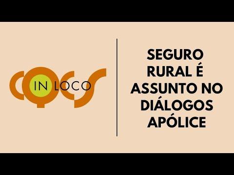 Imagem post: Seguro Rural é assunto no Diálogos Apólice