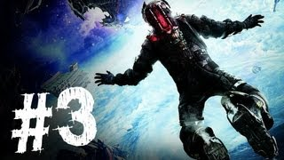 Dead Space 3 Gameplay Walkthrough Part 3 - Weapon Crafting - Chapter 3 (DS3)