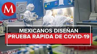 IPN diseña pruebas para detectar covid-19 en minutos