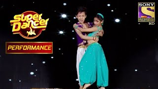 Arushi और Bishal के Medley Dance पे हुए Judges लोट-पोट | Super Dancer Chapter 2 - SETINDIA
