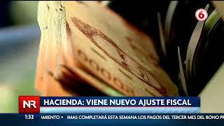 Hacienda anuncia nuevo ajuste fiscal ante crisis por pandemia