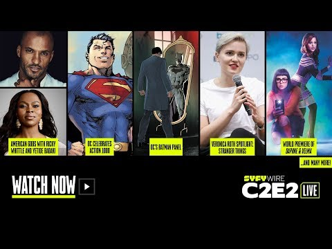 Critical Role, Action Comics #1000, Daphne & Velma | C2E2 Panel Rm 2 (Day 2) | SYFY WIRE