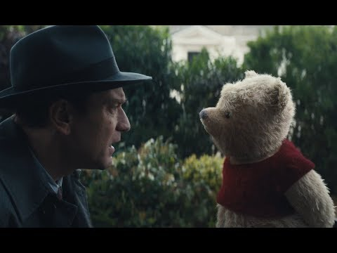 'Christopher Robin' Official Teaser Trailer (2018) | Ewan McGregor, Hayley Atwell