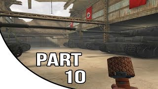 Call of Duty 1 Gameplay Walkthrough Part 10 - Soviet Campaign - Warsaw