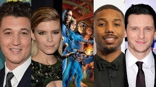 Fantastic Four Producer on Possible X-Men Crossover - WonderCon 2014