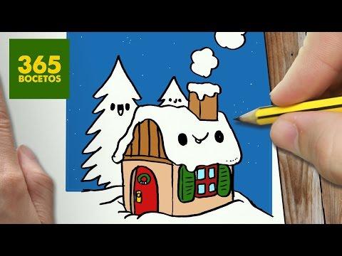 Search Result Como Dibujar Casa Para Navidad Tomclip