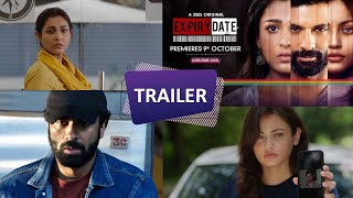 Expiry Date Movie Official Trailer | Sneha Ullal | Tony Luke | IG Telugu - IGTELUGU
