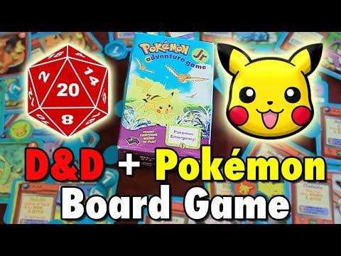 connectYoutube - The 90's D&D + Pokémon Board Game