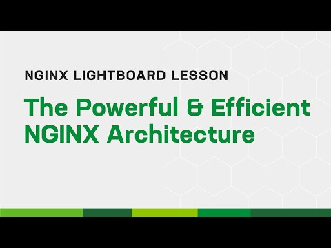 The Powerful & Efficient NGINX Architecture   Lightboard Lesson